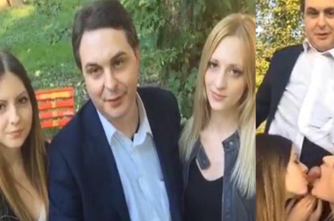 Pai Rico Comeu as Duas Filhas Princesinhas no Parque Videos Incesto
